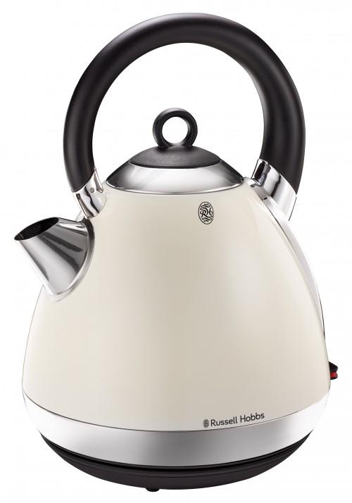 russel hobbs gen2 legacy kettle cream russell hobbs. Black Bedroom Furniture Sets. Home Design Ideas