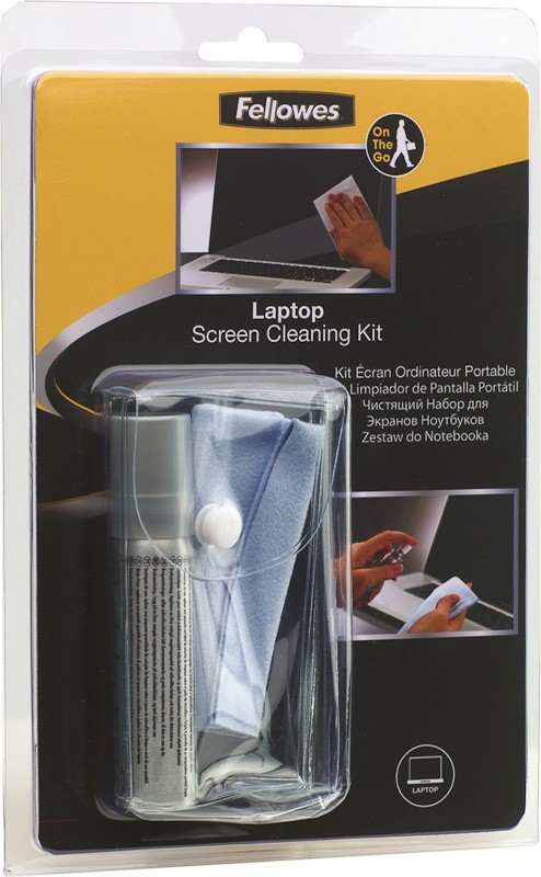 Fellowes Laptop Screen Cleaning Kit