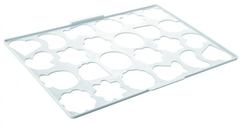Tescoma Traditional Cookie Cutting Sheet DELICIA