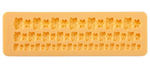 Tescoma Silicone Moulds Bordure Flowers
