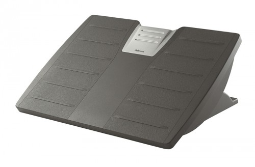 Fellowes Office Suites Microban Adjustable Foot Rest
