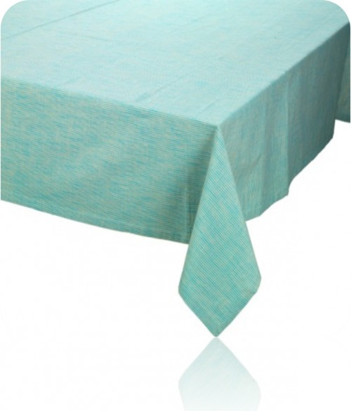JAMIE OLIVER VINTAGE BLUE TABLECLOTH
