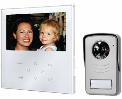 "DigiTech 7"" Colour Video Doorphone Touch Panel"