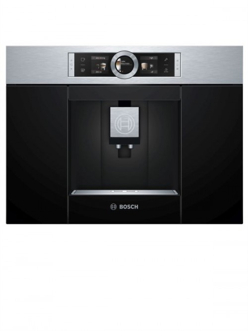 Bosch Black Fully-Automatic Coffee Maker