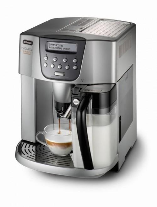 Delonghi Fully Automatic 1.8L Silver Coffee Machine