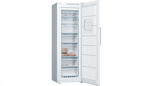 Bosch SERIE 2, 220L Single door full freezer White