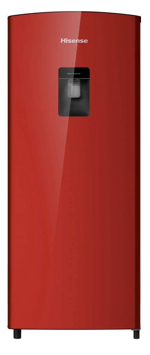 Hisense 176L Red Bar Fridge With Water Dispenser