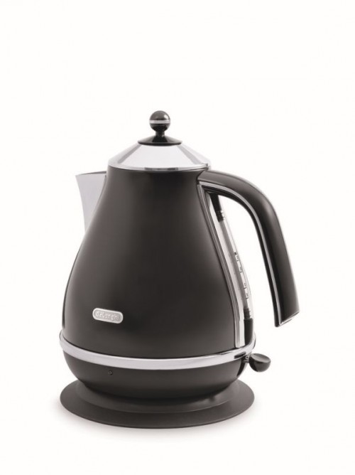 Delonghi Icona Black Kettle