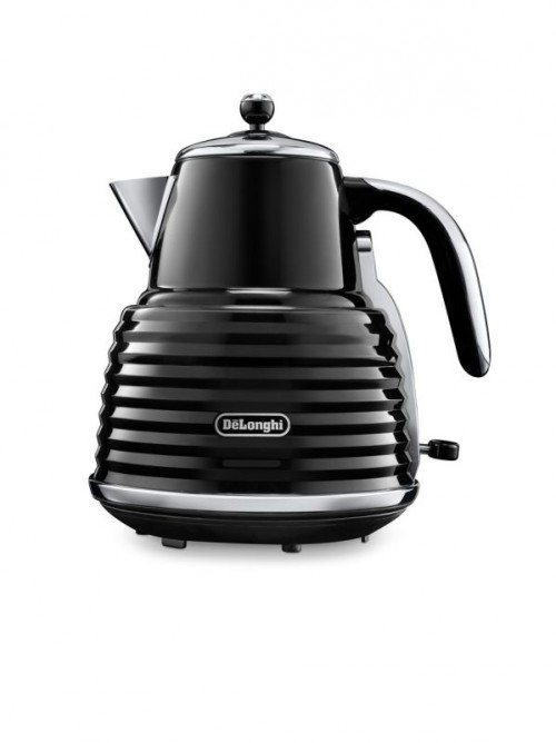 Delonghi Scultura Kettle Black Velvet