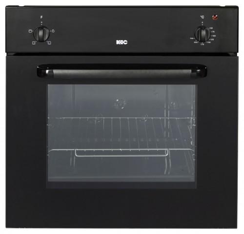 kic black 57l eye level oven ovens cooking appliances. Black Bedroom Furniture Sets. Home Design Ideas