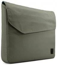 "Case Logic LODO 13"" SLEEVE PETROL GREEN"