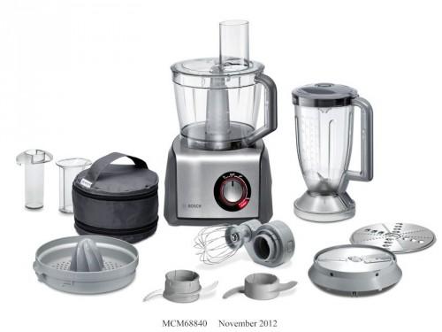 Bosch 1250W Food Processor