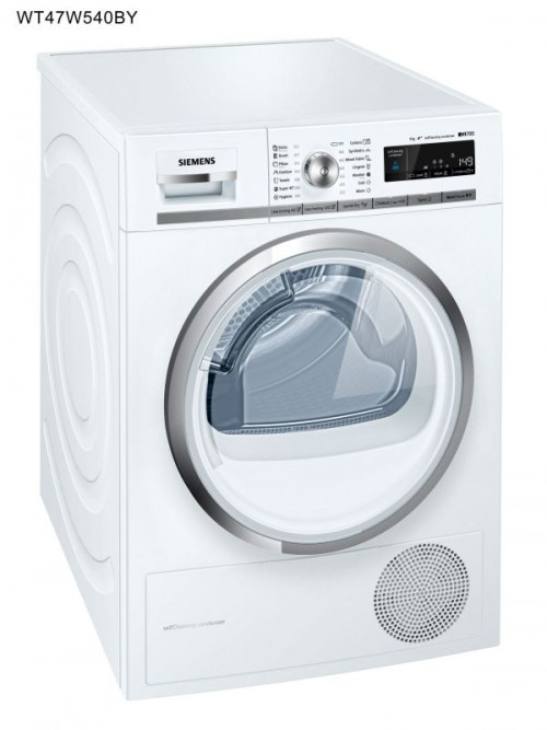 Siemens  9kg Self Cleaning Condenser Tumble Dryer