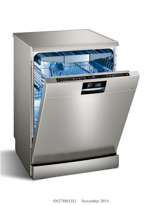 Siemens Silver 14 Place Speed Dishwasher
