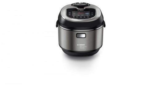 Bosch Multicooker Metallic / Black