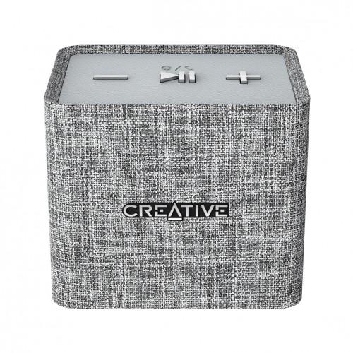 Creative Nuno Micro Bluetooth Speaker Grey