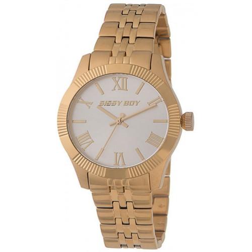 Sissy Boy SBL44D Gold Watch