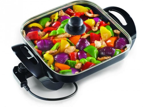 Salton Square Electric Frying Pan