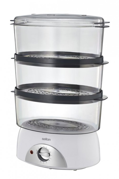 Salton 3-Tier Food Steamer