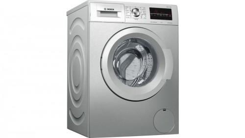 Bosch SERIE 4 Silver inox  8 kg Washing machine