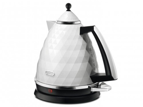 DeLonghi Brillante Kettle - Ice White