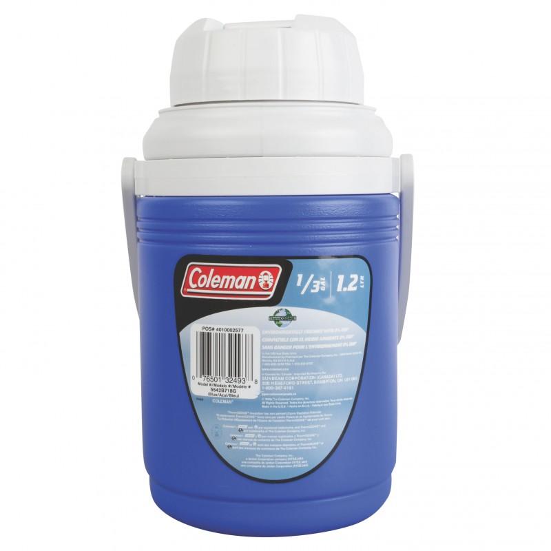 Coleman 1 3 Gallon 1 2l Jug Blue Coleman
