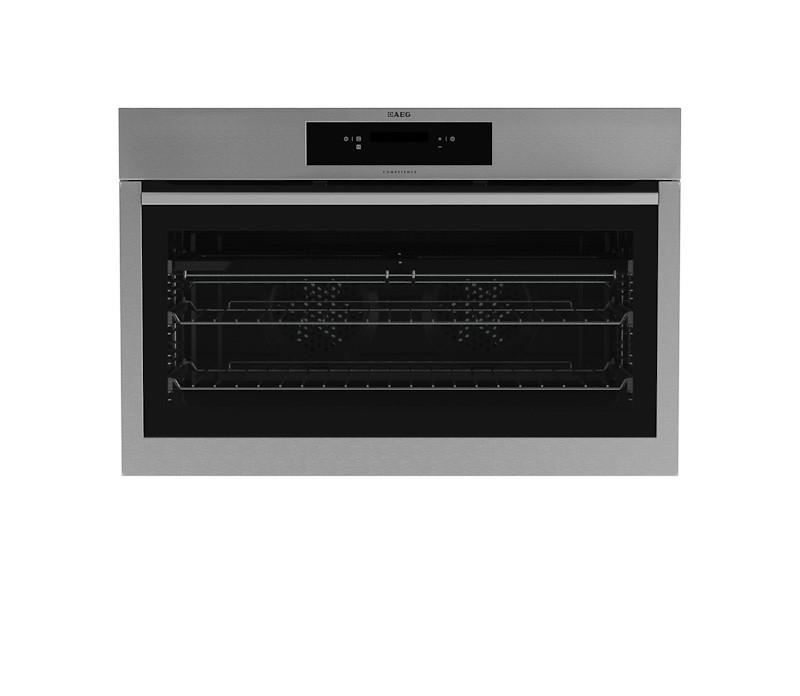 aeg 900mm eye level oven aeg best deals. Black Bedroom Furniture Sets. Home Design Ideas