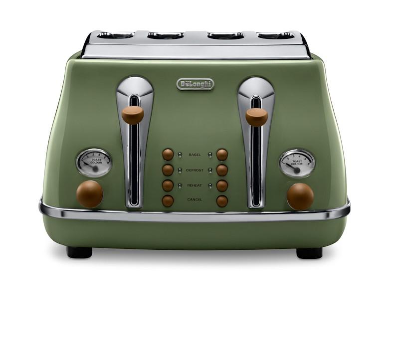 De'Longhi Espressomachine Icona Vintage | Coffee and cake ...