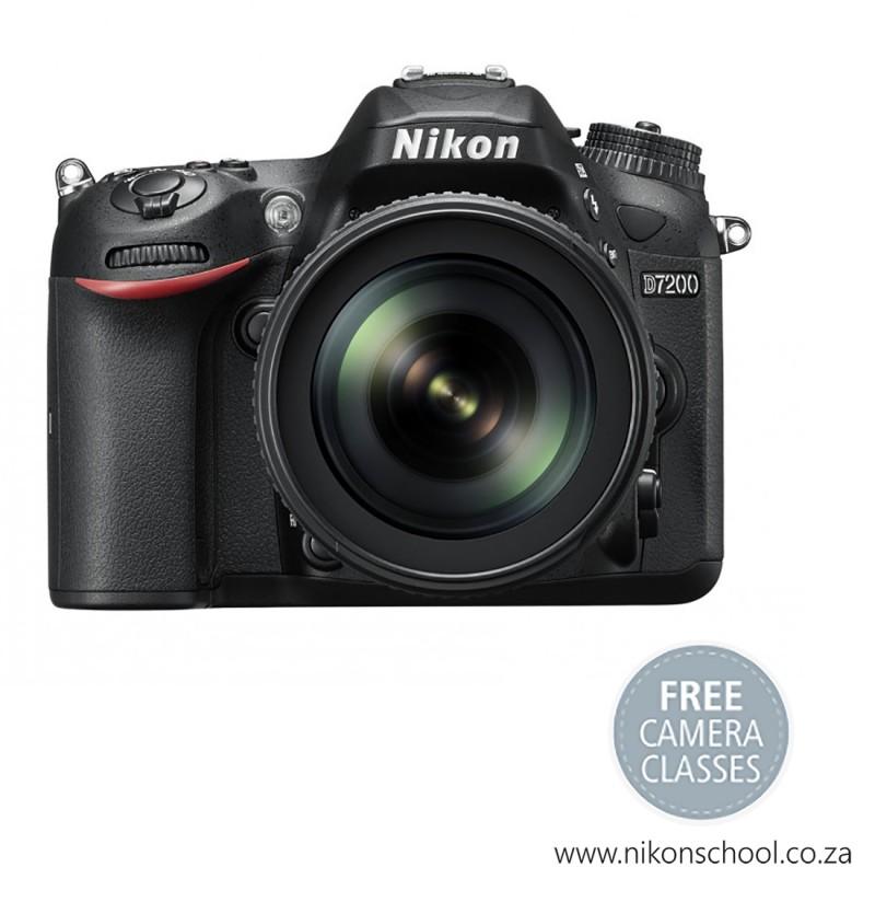 Nikon D7200 Digital Slr Camera Cameras Binoculars