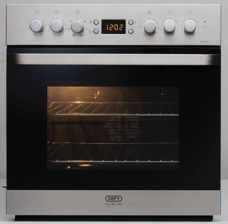 Defy 600mm Slimline Multifunction Undercounter Oven Defy