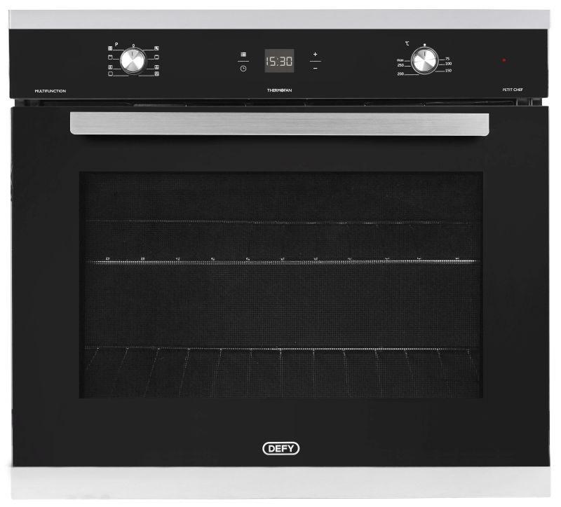 defy eye level 775mm oven defy appliances. Black Bedroom Furniture Sets. Home Design Ideas