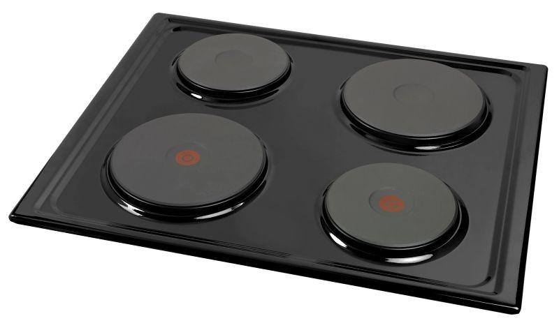 Defy 600mm 4 Solid Plate Hob Defy Appliances