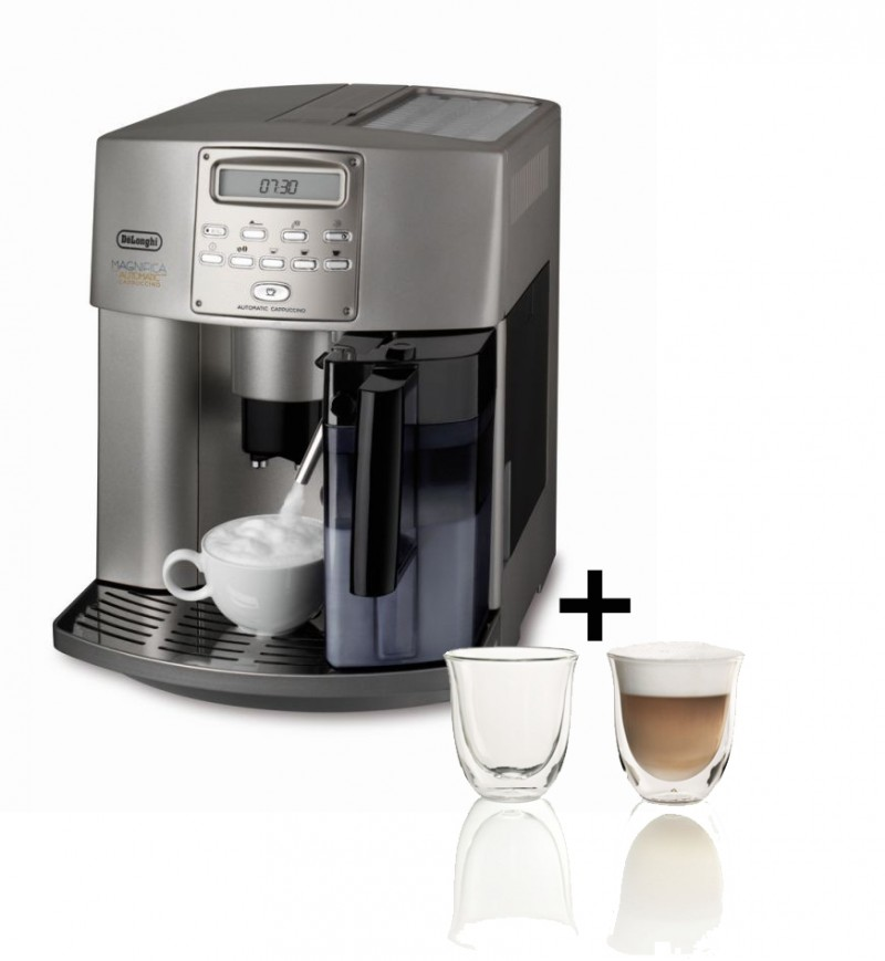 Delonghi Coffee Maker First Use : Delonghi Fully Automatic Coffee Machine Metallic Delonghi South Africa