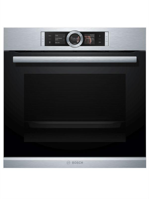 bosch 600mm eye level multifunction oven bosch appliances. Black Bedroom Furniture Sets. Home Design Ideas