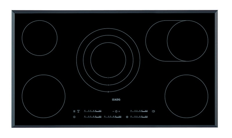 Aeg 900mm Ceramic Hob Aeg Best Deals