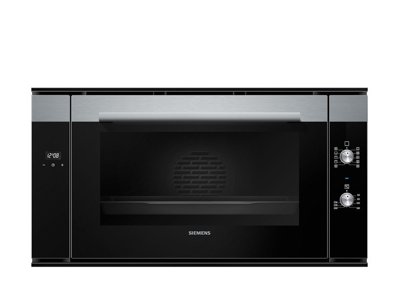 siemens 900mm built in single oven siemens appliances