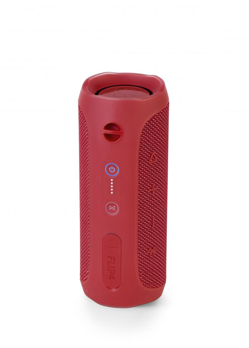Jbl flip 4 red bluetooth speaker jbl for Housse jbl flip 4