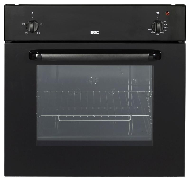 kic black 57l eye level oven kic. Black Bedroom Furniture Sets. Home Design Ideas
