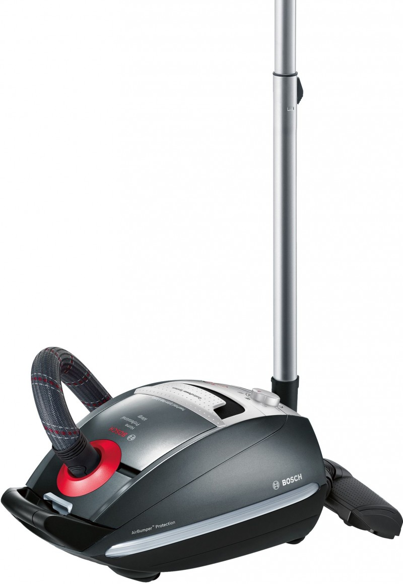 bosch canister vacuum cleaner home professional powerful 700w. Black Bedroom Furniture Sets. Home Design Ideas