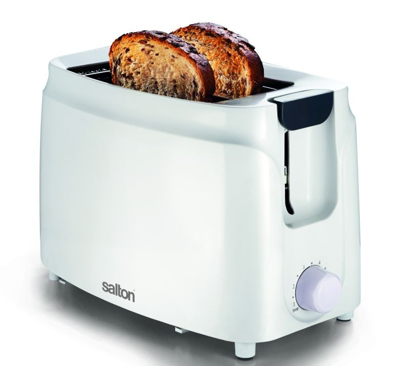 Two Small Appliances ~ Salton cool touch two slice toaster small appliances