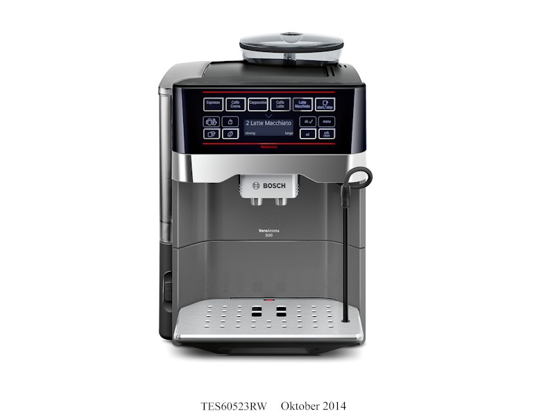 Bosch Fully-Automatic Coffee Maker Bosch Appliances