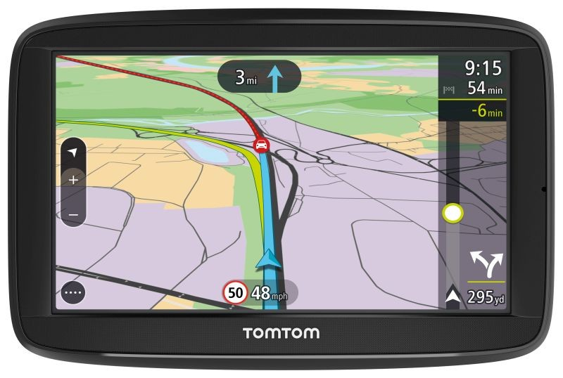 tomtom via 52 gps. Black Bedroom Furniture Sets. Home Design Ideas