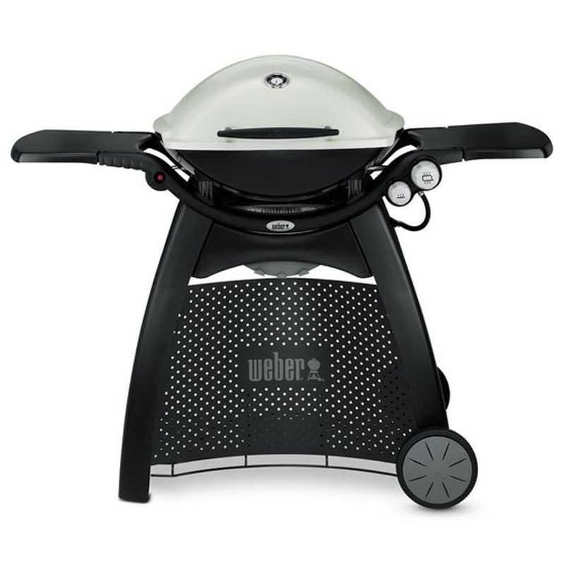 weber q 2000 white gas grill weber braais. Black Bedroom Furniture Sets. Home Design Ideas