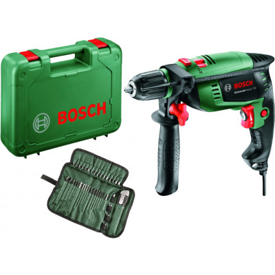 Bosch 060313100A 700W Universal Impact 700 Impact Drill and 39 Piece Accessory Set