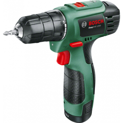 Bosch 06039A210A EasyDrill 1200 Lithium-ion Cordless Two-Speed Drill/Driver