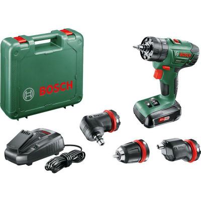 Bosch 06039A3400 Advanced Impact 18 Quick Snap Cordless Impact Driver