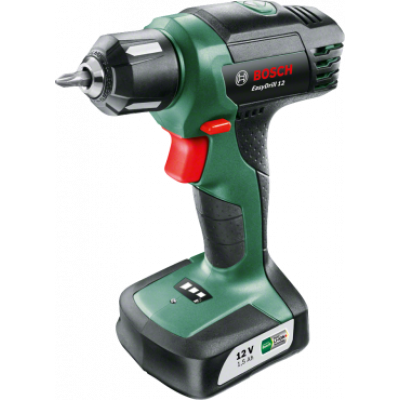 Bosch 06039B3000 EasyDrill 12 (1 battery pack) Cordless Drill/Driver