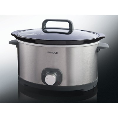 Kenwood 0W23511002 6.5L SCM650SS Stainless Steel Slow Cooker