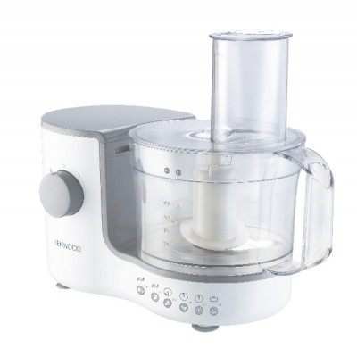 Kenwood 0WFP120002 FP120 400W White Food Processor