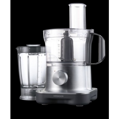 Kenwood Brushed Aluminium Multipro Food Processor